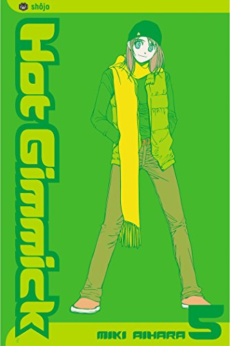 Hot Gimmick Book 5 cover