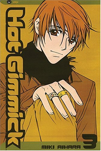 Hot Gimmick Book 3 cover