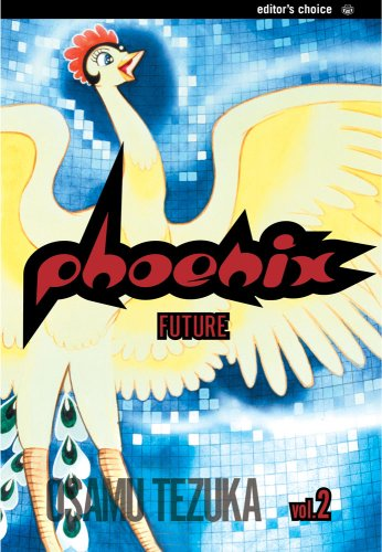 Phoenix Volume Two: Future cover