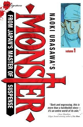 Monster Book 1 cover