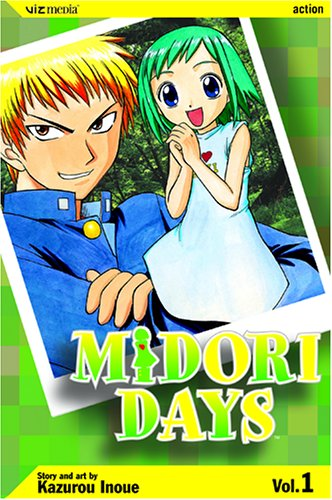 Midori Days Book 1 cover