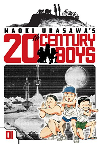 20th Century Boys Book 1 cover