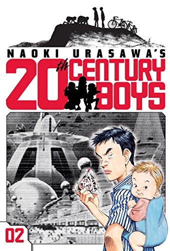 20th Century Boys Book 2 cover