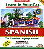 Spanish Complete: The Complete Language Course : 3 Level Set (Learn in Your Car)