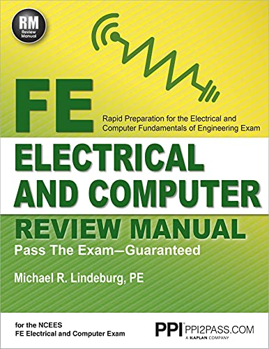 FE Electrical and Computer Review Manual - Michael R. Lindeburg PE