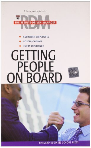 Getting People On Board