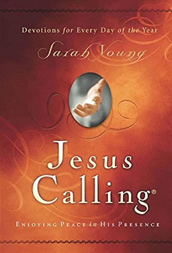 Buy This Book: Jesus Calling: Enjoying Peace in His..., New or Used. Available Online for Kindle or Nook Download