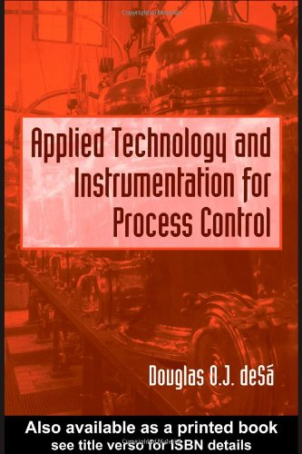 PDF Applied Technology and Instrumentation for Process Control