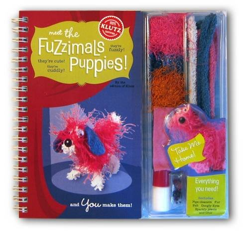 Fuzzimal Puppies (Klutz S.), Theresa Hutnick Megan Smith