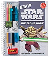 GIVEAWAY: Draw Star Wars The Clone Wars