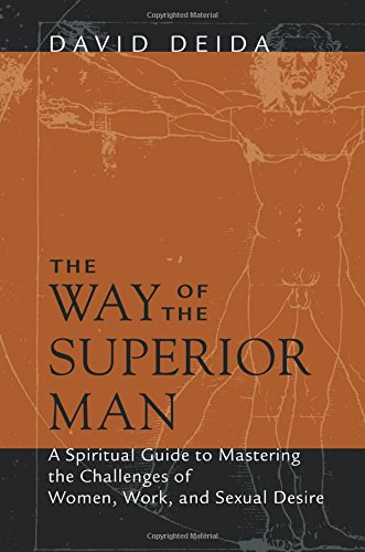 The Way of the Superior Man: A Spiritual Guide to Mastering the Challenges of Women, Work, and Sexual Desire - David Deida
