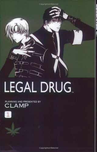 Legal Drug Book 1 cover