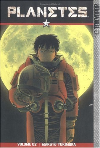 Planetes Book 2 cover