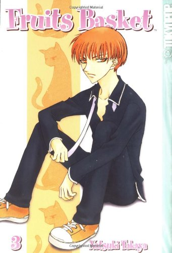 Fruits Basket Book 3 cover
