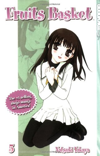 Fruits Basket Book 5 cover