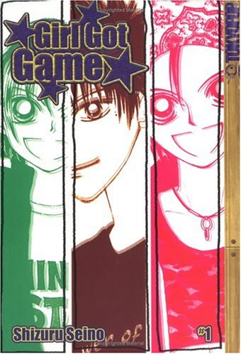 Girl Got Game Book 1 cover