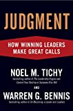 Buy Judgment: How Winning Leaders Make Great Calls from Amazon