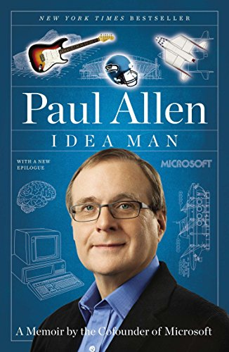 Idea Man: A Memoir by the Cofounder of Microsoft - Paul Allen
