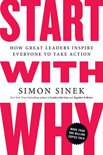 32. Start With Why – Simon Sinek; Simon Sinek