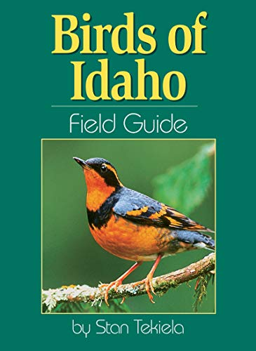 Birds of Idaho Field Guide, Tekiela, Stan