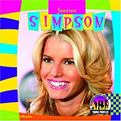 Jessica Simpson (Young Profiles)