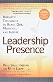 Book Cover: Leadership Presence by Belle Linda Halpern