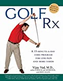 Book Cover: Golf RX by Vijay Vad, M.D. with Dave Allen