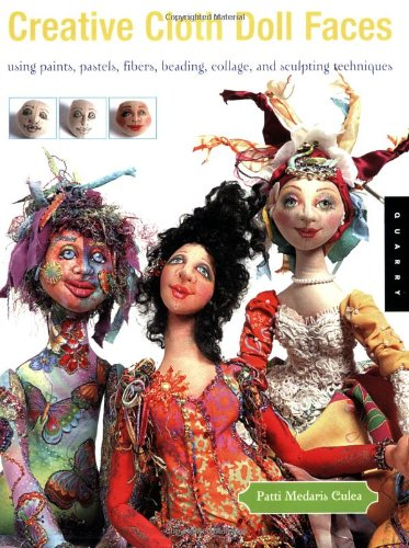 Creative Cloth Doll Faces