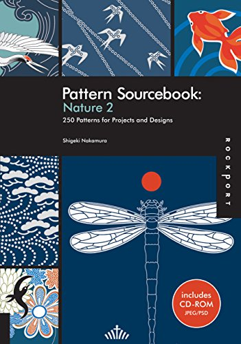 patterns in nature book. nature 2 : 250 patterns