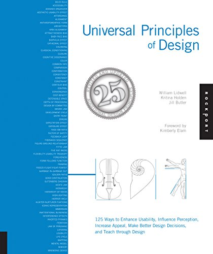 Universal Principles of Design, Revised and Updated Book Cover Picture