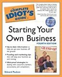 Buy The Complete Idiot's Guide to Starting Your Own Business from Amazon