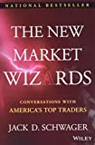 Book Cover: New Market Wizards by Jack D. Schwager