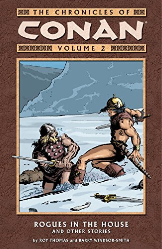 The Chronicles Of Conan Vol. 2: Rogues In The House And Other Stories Cover