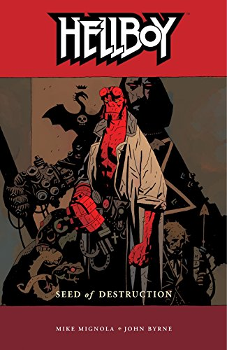 Hellboy: Seed of Destruction cover