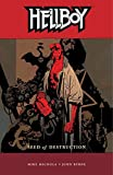 Book Cover: Hellboy: Seeds of Destruction