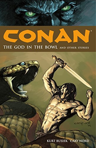 Conan Vol. 2: The God In The Bowl And Other Stories Cover