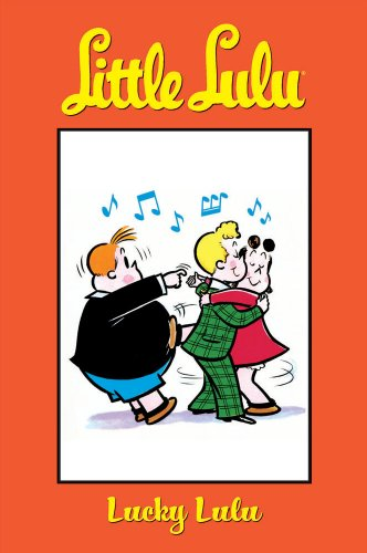 Little Lulu: Lucky Lulu cover