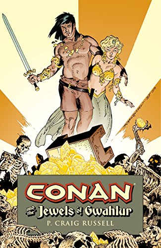 Conan And The Jewels Of Gwahlur Cover