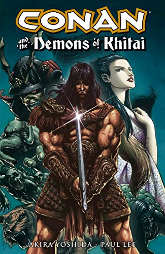 Conan And The Demons Of Khitai Cover