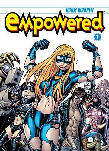 Empowered Volume 1 cover