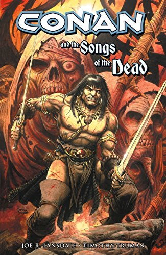Conan And The Songs Of The Dead Cover