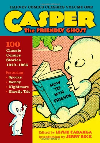 Harvey Comics Classics: Casper the Friendly Ghost cover