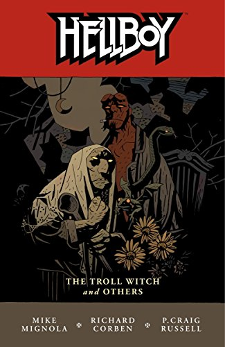 Hellboy: The Troll Witch and Others cover