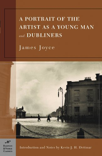 A Portrait of the Artist as a Young Man and Dubliners (Barnes & Noble Classics), Joyce, James