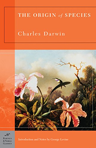 The Origin of Species, Charles Darwin; George Levine