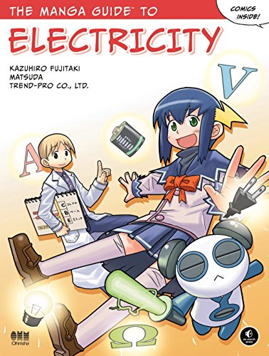 The Manga Guide to Electricity cover