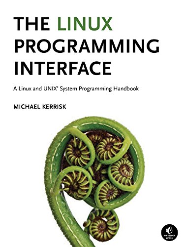 The Linux Programming Interface Book Cover Picture