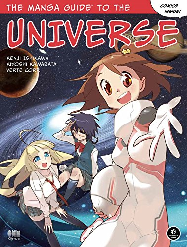 The Manga Guide to the Universe cover