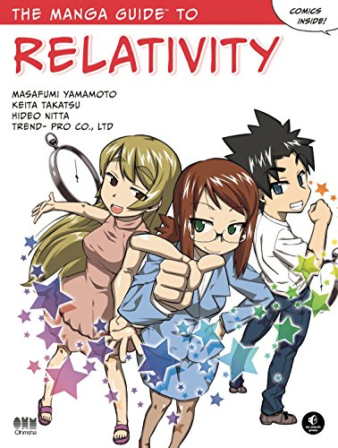The Manga Guide to Relativity cover