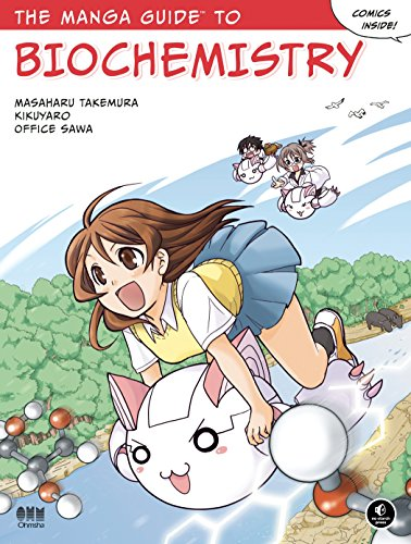 The Manga Guide to Biochemistry cover